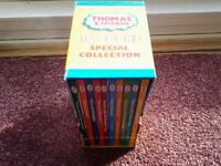 Thomas the Tankengine set of 10 collection