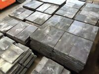 22X12 RECLAIMED GRADE A WELSH SLATE - LARGE STOCK