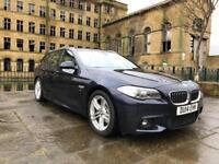 2014 (14) BMW 520d M-Sport Touring / 100k FSH / Pro Nav / 12 Months MOT
