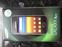 Samsung Galaxy Ace smart phone GT S5830i