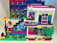 Lego friends Liv's pop star house
