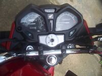 Immaculate condition Honda CB 125 F