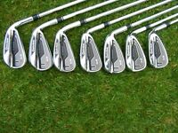 TaylorMade RSi1 irons 4-PW