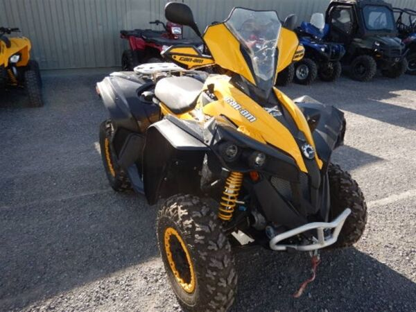 Used 2013 Can-Am RENEGADE 1000 X XC