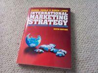International Marketing Stategy Isobel Doole & Robin Lowe