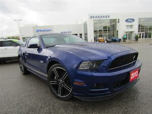 2013 Ford Mustang GT   CALIFORNIA SPECIAL   6 SPEED  