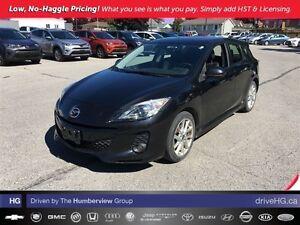 2013 Mazda MAZDA3 SPORT GT 6sp
