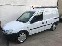 Vauxhall combo cdti , 1 owner , low miles , full psv