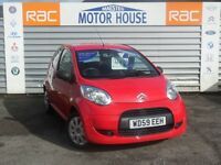 Citroen C1 VT (£20.00 ROAD TAX) FREE MOT'S AS LONG AS YOU OWN THE CAR!!! (red) 2010