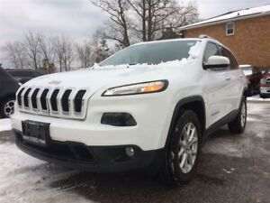 2016 Jeep Cherokee North**BLUETOOTH**HTD SEATS/WHEEL**BACK-UP CA