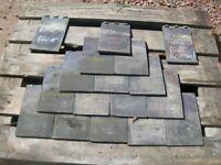 Roofing tiles Reclaimed roofing tiles Staffordshire Blues Rosemarys Handmade tiles