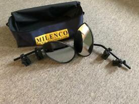 Towing Mirrors Milenco (steady mirrors)