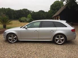 Audi A4 Advant S Line