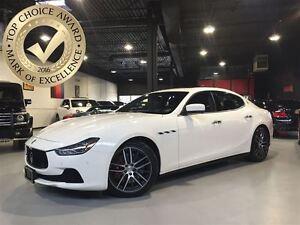 2015 Maserati Ghibli SQ4 FULLY LOADED!!!