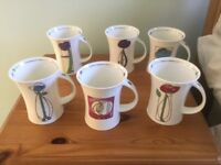 Dunoon China Coffee Mugs