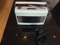 John Lewis retro design radio