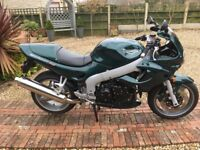 Triumph Sprint RS 955cc 2005