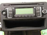 VW Transporter T5 Radio