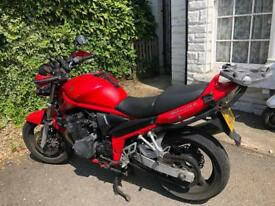 Suzuki bandit 650 2005 k5 spare or repair
