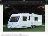 Caravan space for sale