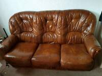 Sofa brown