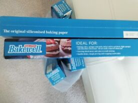 BAKEWELL Original Silicone baking paper