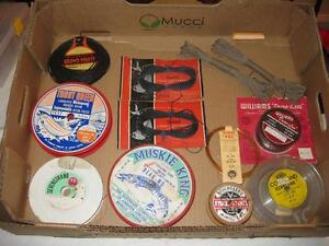 ANTIQUE FISHING LINE AND SPOOLS COLLECTION Kawartha Lakes Peterborough Area image 4