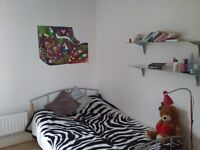Double room by Raynes Park station for a female