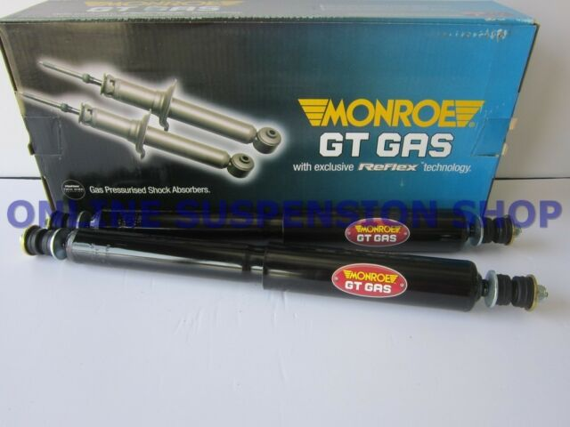 MONROE GT GAS Rear Shock Absorbers to suit Ford Falcon XK XL XM XP Models