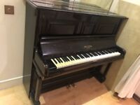 Beltona upright piano - excellent working condition