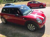 Mini one 1.6 2010