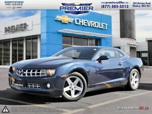 2010 Chevrolet Camaro 1LT Coupe 1Lt *COUPE* sport suspension, co
