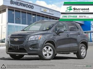 2016 Chevrolet Trax LT  AWD Plus Pkg!!