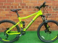 Brand new Voodoo Minustor full suspension mountain bike