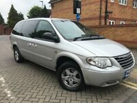 2007 Chrysler Grand Voyager 2.8 CRD Executive XS Automatic Diesel MPV 7 Seater Full Service History