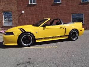 2004 Ford Mustang GT,CONVERTIBLE, ROUSH KIT !! West Island Greater Montréal image 4