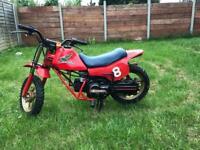 Honda qr50 1984