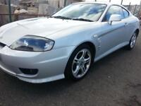 HYUNDAI COUPE SE''GOOD SPEC''1 YR MOT''79K GUARANTEED MILEAGE''SERVICE HISTORY'' LEATHER INTERIOR