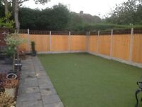 FENCING FROM £85 per bay (NO DEPOITE TAKEN)