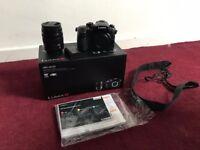 Panasonic DMC- GH4 Camera - Black + 14-140mm Lens + VlogL update (Used)