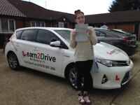 DRIVING LESSONS 07521 575 097AUTOMATIC LESSONS 7 DAYS A WEEK