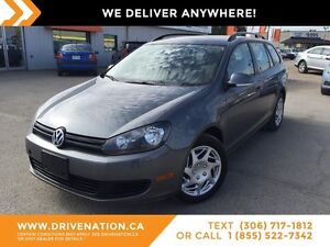2012 Volkswagen Golf 2.5L Comfortline ROOM FOR EVERYONE! FAMI...