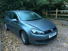VW Golf 1.6TDI Full VW Service History