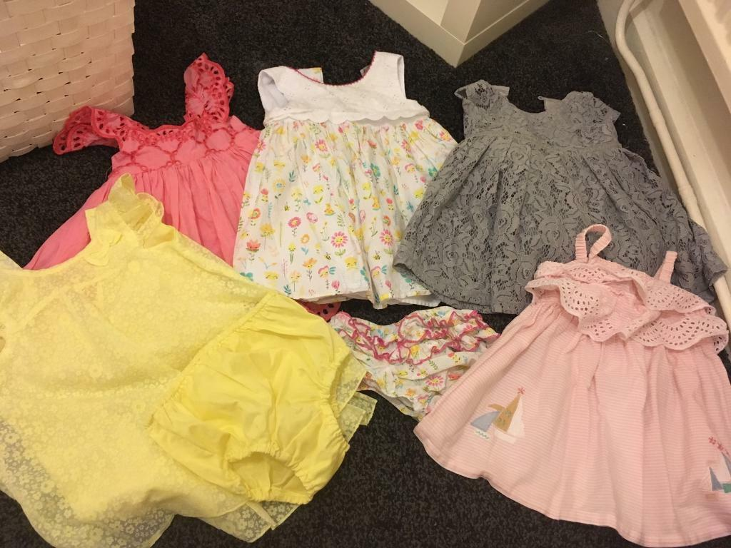 Baby dress bundle