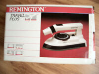 REMINGTON STEAM/SPRAY/DRY TRAVEL IRON