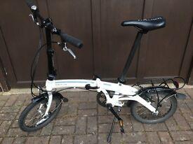 Dahon D3 Curve Folding Bike