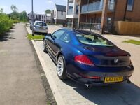 BMW 6 SERIE: 2009 Automatic, Diesel Engine Size: 3.0 Litre Twin Turbo