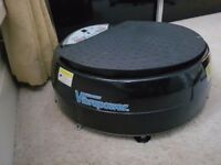 Vibrapower Disc Powerplate
