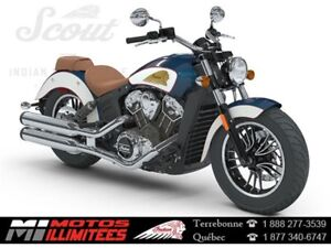 2018 Indian Motorcycles Scout ABS Garantie 2 ans