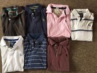 Abercrombie & Fitch and Hollister lot 18 items - must go this week!